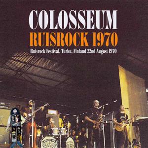 Foto von Live At Ruisrock Festival, Turku, Finland 1970