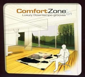 Cover von Comfort Zone 01: Luxury Downtempo Grooves