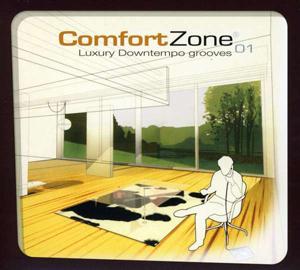 Foto von Comfort Zone 01: Luxury Downtempo Grooves