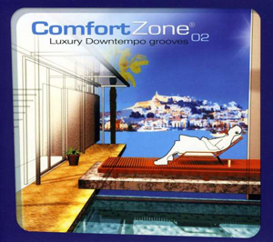 Cover von Comfort Zone 02: Luxury Downtempo Grooves