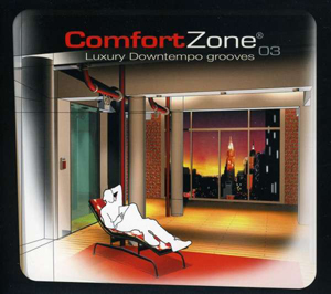 Cover von Comfort Zone 03: Luxury Downtempo Grooves