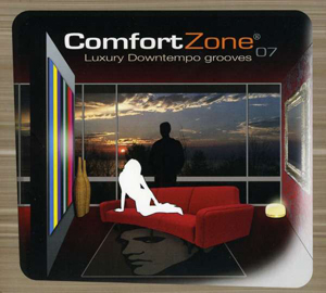 Cover von Comfort Zone 07: Luxury Downtempo Grooves