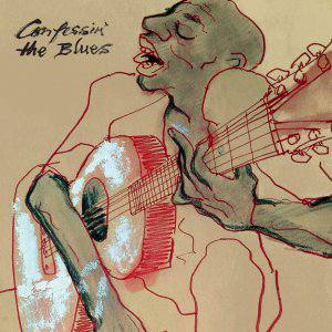 Cover von Confessin' The Blues