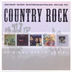 Cover von Country Rock - Original Album Series
