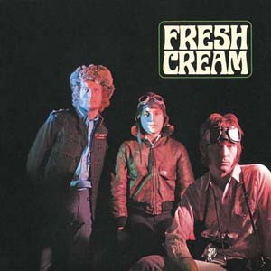 Foto von Fresh Cream (ltd. DeLuxe Edition)