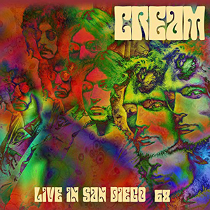Cover von Live In San Diego '68