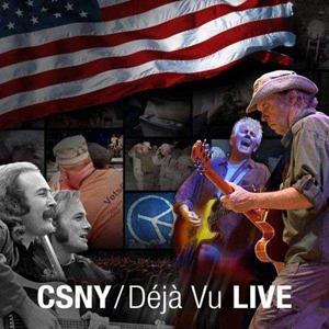 Cover von CSNY - Deja Vu Live