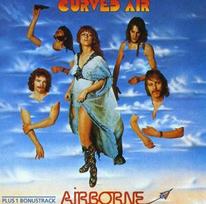 Cover von Airborne (rem.)
