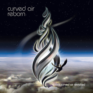 Cover von Reborn (Classic Curved Air Revisited)