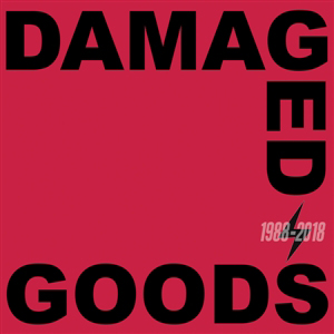 Cover von Damaged Goods 1988-2018
