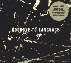 Foto von Goodbye To Language