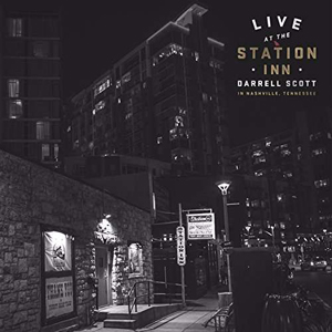 Cover von Live At The Station Inn