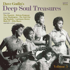 Foto von Dave Godin's Deep Soul Treasures Vol. 5