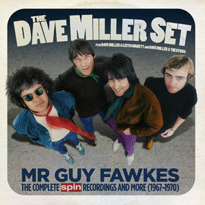 Foto von Mr Guy Fawkes: The Complete Spin Recordings
