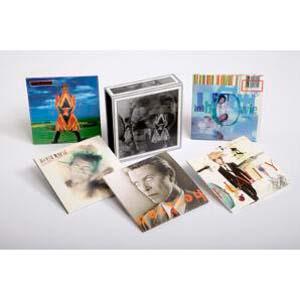 Cover von David Bowie Box