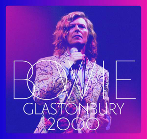 Cover von Glastonbury 2000
