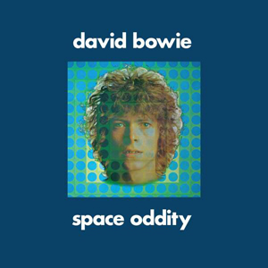 Cover von Space Oddity (2019 Mix)