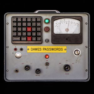 Cover von Passwords