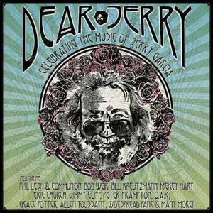 Cover von Dear Jerry: Celebrating The Music Of Jerry Garcia