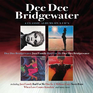 Foto von Dee Dee Bridgewater/Just Family/Bad For Me/Dee Dee Bridgewater (rem.)