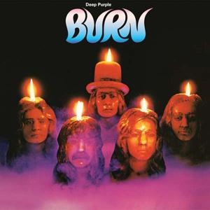 Foto von Burn (ltd. purple vinyl edition)
