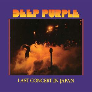 Foto von Last Concert In Japan (ltd. purple vinyl edition)