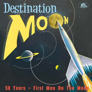 Foto von Destination Moon: 50 Years First Man On The Moon