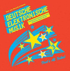 Foto von Soul Jazz Presents: Deutsche Elektronische Musik 3 (1971-1981)