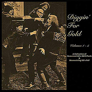 Cover von Diggin' For Gold Volumes 1-5