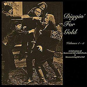 Foto von Diggin' For Gold Volumes 1-5