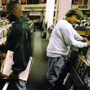 Cover von Endtroducing (20th Anniversary Edition)