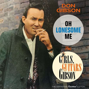 Foto von Oh Lonesome Me + Girls, Guitars & Gibson (rem.& exp.)