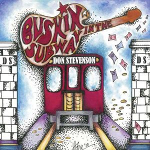Cover von Buskin' In The Subway