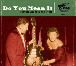 Cover von Do You Mean It (Earthquakes From The Git Box)