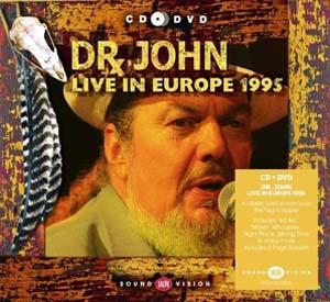 Foto von Live In Europe 1995