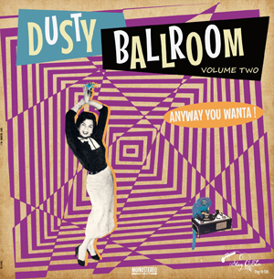 Cover von Dusty Ballroom Vol. 2: Anyway You Wanta!