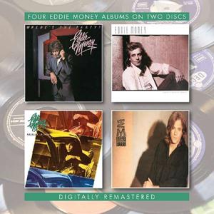Foto von Four Eddie Money Albums On Two Discs (rem.)