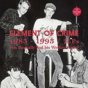Foto von 1985-1993 (ltd. 7-LP-Box)