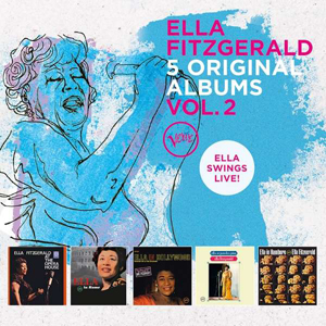 Foto von 5 Original Albums Vol. 2: Ella Swings Live