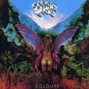 Cover von Colours (rem.)