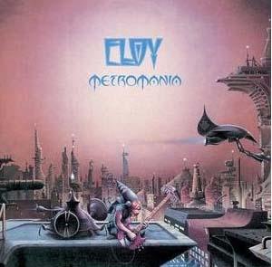 Cover von Metromania (rem.)