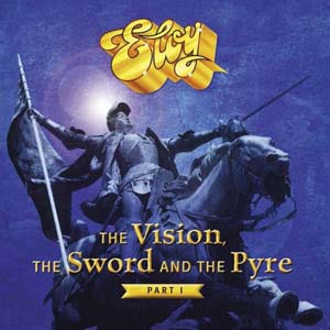 Foto von The Vision, The Sword And The Pyre (180g)