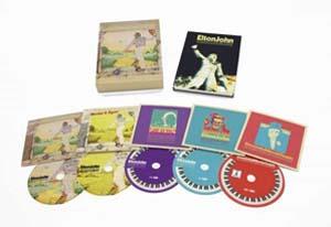 Foto von Goodbye Yellow Brick Road (40th Anniversary Super Deluxe Edition)