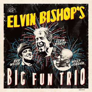 Foto von Elvin Bishop's Big Fun Trio