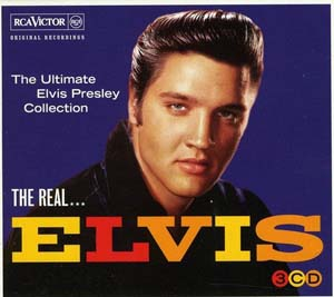 Cover von The Real ... Elvis