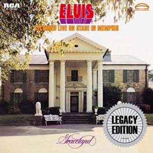 Cover von Elvis Recorded Live On Stage In Memphis (Legacy Edition)