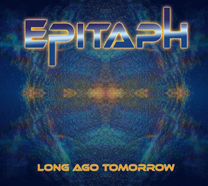 Cover von Long Ago Tomorrow