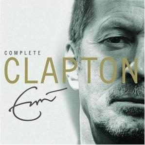 Cover von Complete Clapton