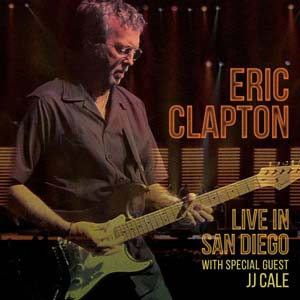Cover von Live In San Diego (with Special Guest JJ Cale)