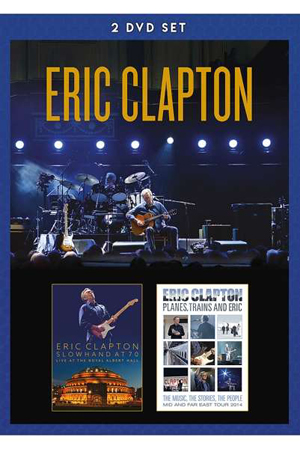 Cover von Slowhand At 70 & Planes, Trains And Eric
